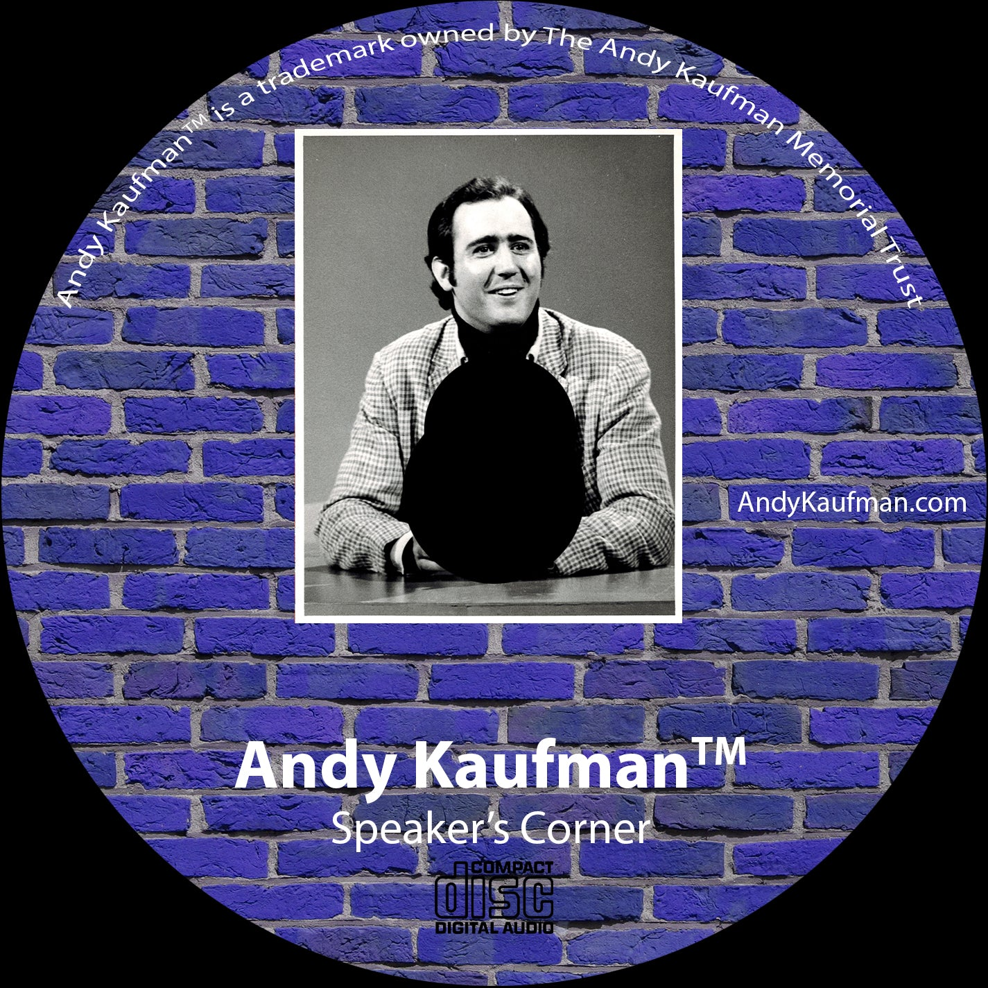 Andy Kaufman™ - Speakers' Corner (download)