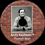Andy Kaufman™ - Foreign Man (download)