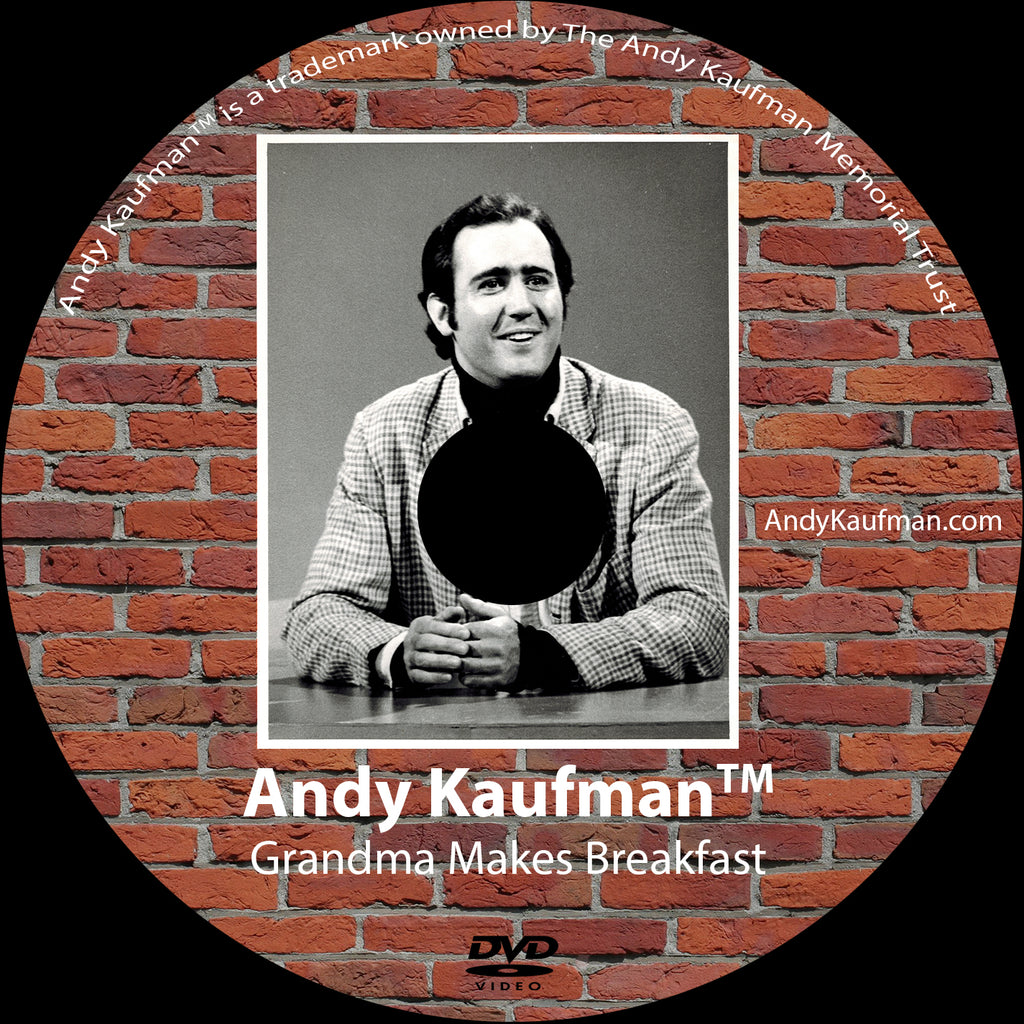 Andy Kaufman™ - Grandma Makes Andy Breakfast (download)