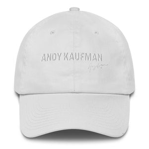 Andy Kaufman™ Cotton Cap