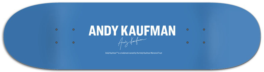 Andy Kaufman™ Skateboard