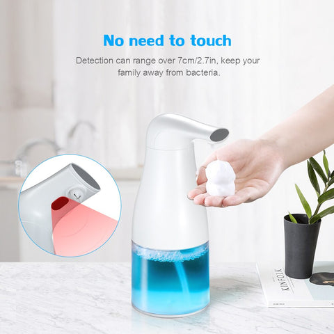Bathroom Automatic Soap Dispenser 250ml/400ml