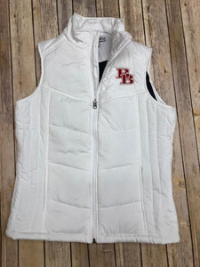LADIES, Port Authority, Outerwear, Puffy Vest