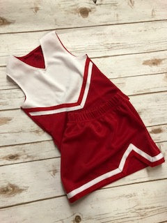 Cheer Uniform Top
