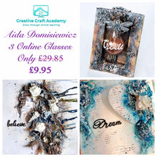 Aida Domisiewicz 3 Classes Bundle