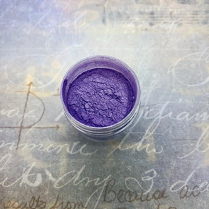 Mica Powder Violet [Set in Stone]