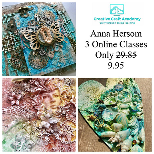 Anna Hersom 3 Classes Bundle