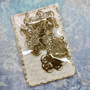 Swirl Filigree [Butterfly Wings]