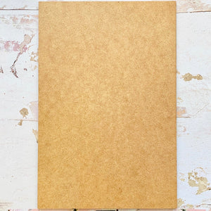 MDF Base - Rectangle (6x9inch)
