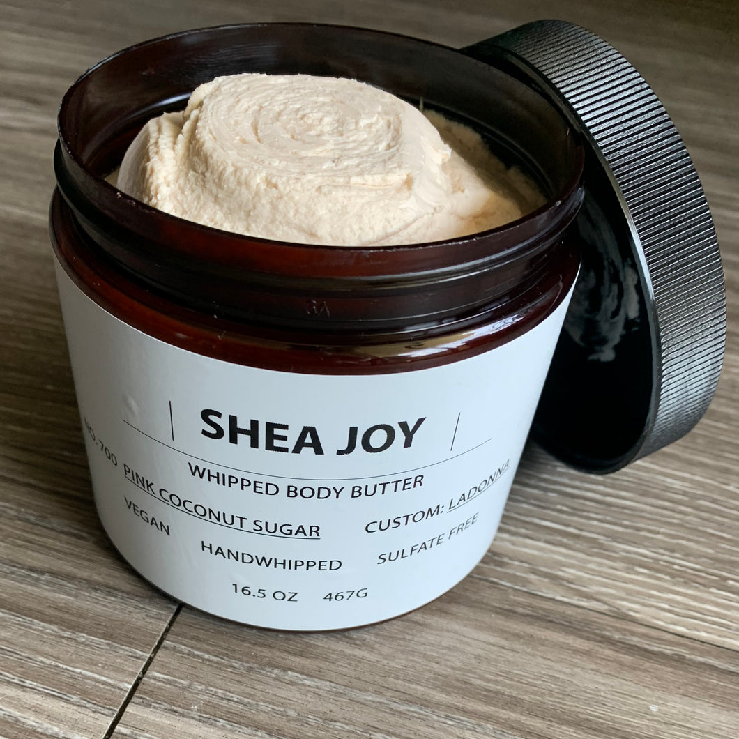 Custom 16oz- Body Butter