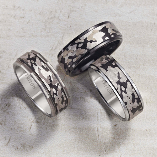 Triton Jewelry Mens Wedding Rings Bands