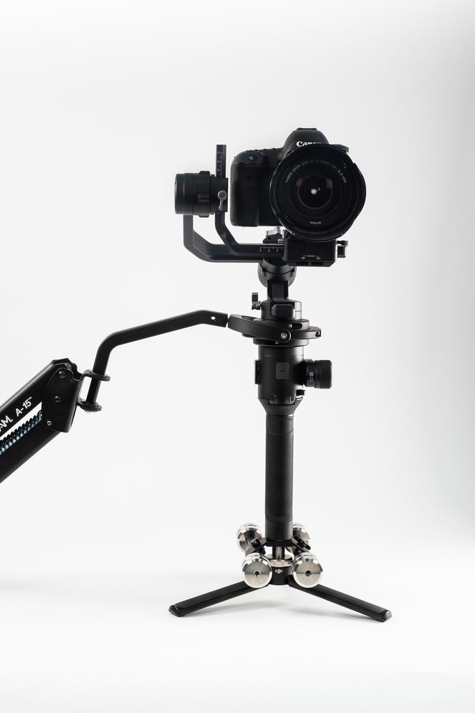 The Tiffen Company Demonstrates New Steadicam Steadimate-S at NAB 2019