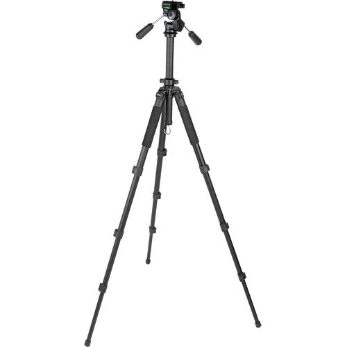 Davis & Sanford Vista Voyager Tripod 3-Way Pan/Tilt Head - The Tiffen Company