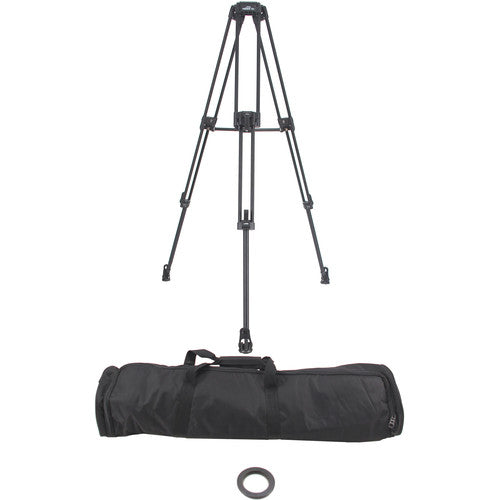 Davis & Sanford ProVista 100 2-Stage Aluminum Tripod with 100mm Bowl - The Tiffen Company