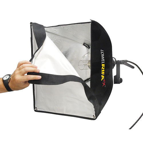 Lowel LC-44EX Rifa-Lite EX44 Softbox Light - The Tiffen Company