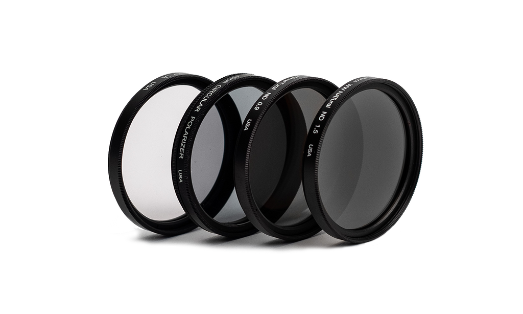 Tiffen Aperture 4 Filter Kit for DJI Inspire 2 X7, X5S, X5 & X3 - The Tiffen Company