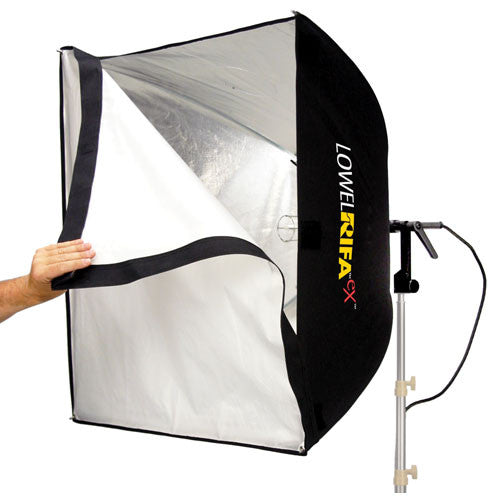 Lowel LC88EX Rifa eX88 1000 Watt Softbox Light - The Tiffen Company