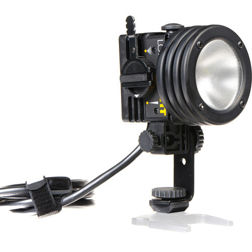 Lowel ID-Light 100W Focus Flood Light, 4-Pin XLR