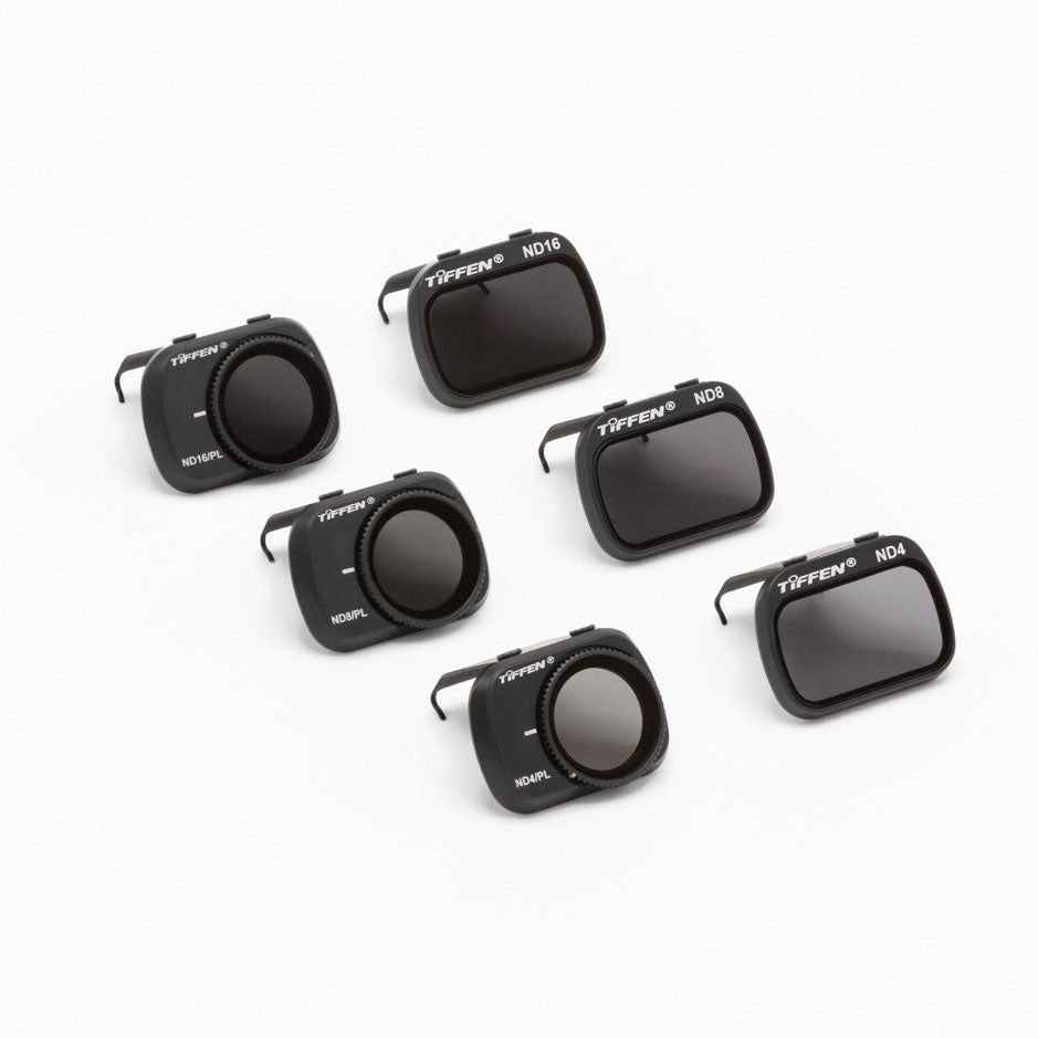 Tiffen Filter ND & ND/Polarizer Kit for DJI Mavic Mini