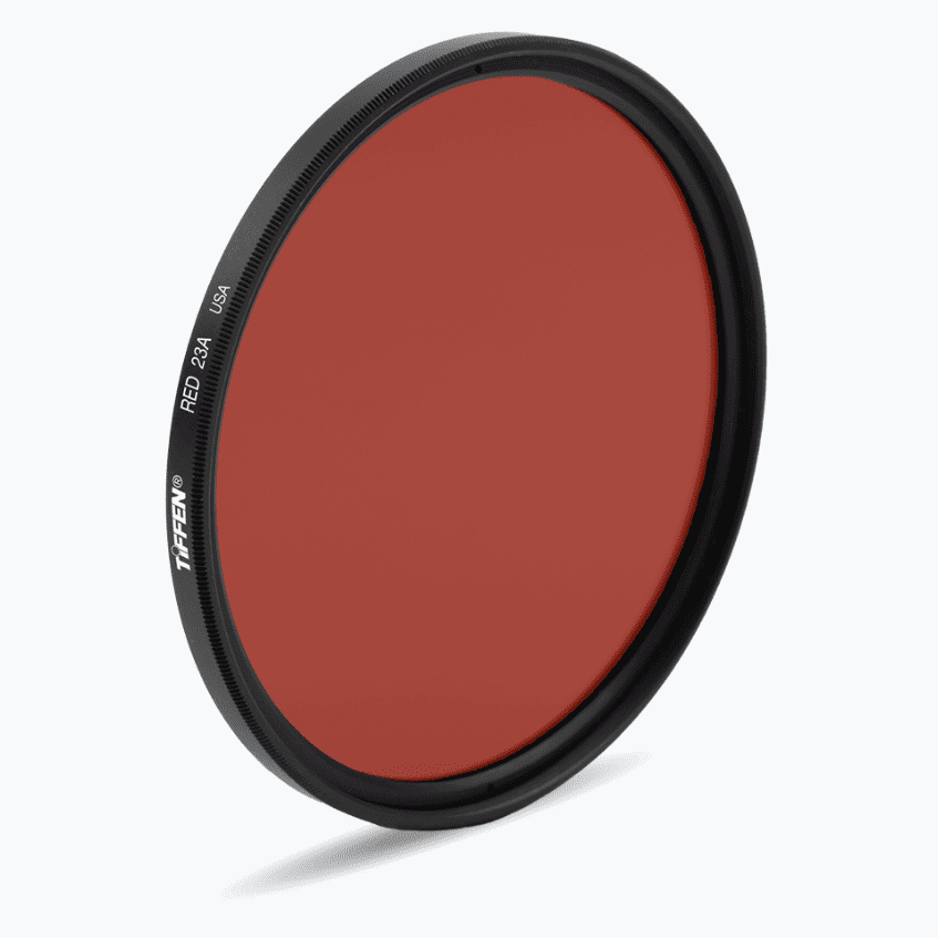 Red 23A Screw-In Filter