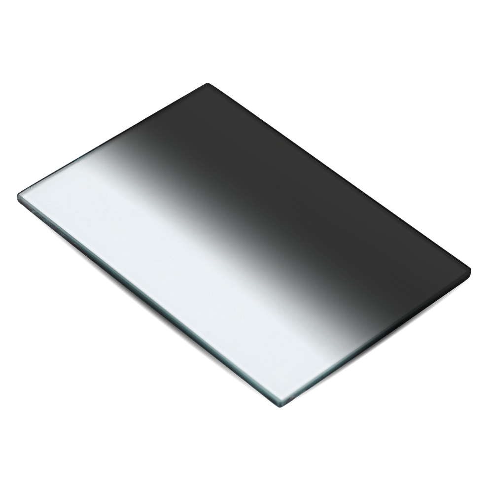 "4 x 5.65"" Soft Edge Graduated ND Filter (Horizontal Orientation)"