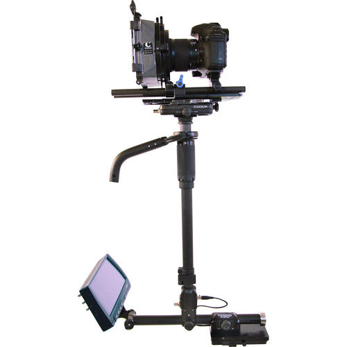 "Steadicam AERO Sled with 7"" Monitor"