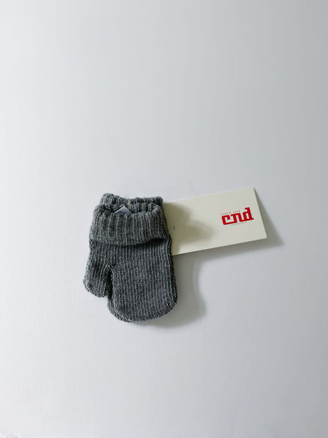 Condor Mittens - Dark Grey