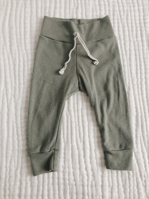 Figs and Foxes Organic Cotton Pants 6-9 mos, canada,- Minna.ca