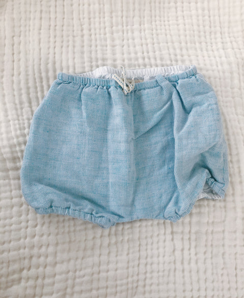 Zara Bloomers - Baby Blue Size 3-6 monhts - Minna Lifestyle Co.