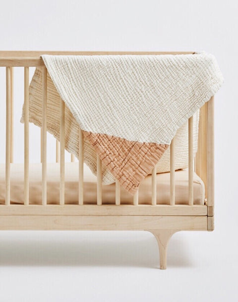 Willaby Geo Baby Blanket - Dusk, canada,- Minna.ca