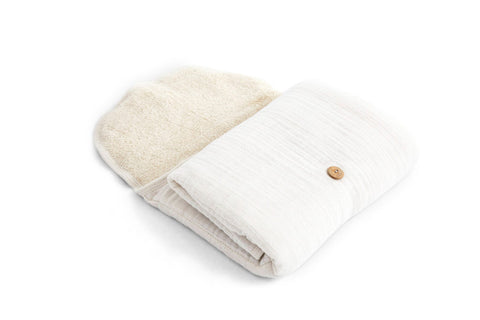 Muslin Changing Pad - Milk, canada,- Minna.ca