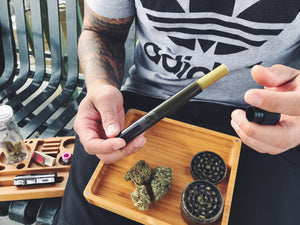 AshTrapThingy Pre-Roll, Blunt, & Joint Storage Tube Holder
