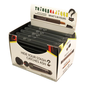 AshTrapThingy Pre-Roll Storage (3 Display Boxes, Qty 75 tubes)