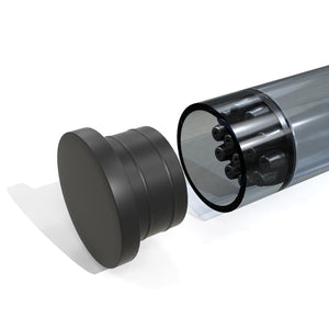 4-Pack AshTrapThingy Pre-Roll, Blunt, & Joint Storage Tube Holder