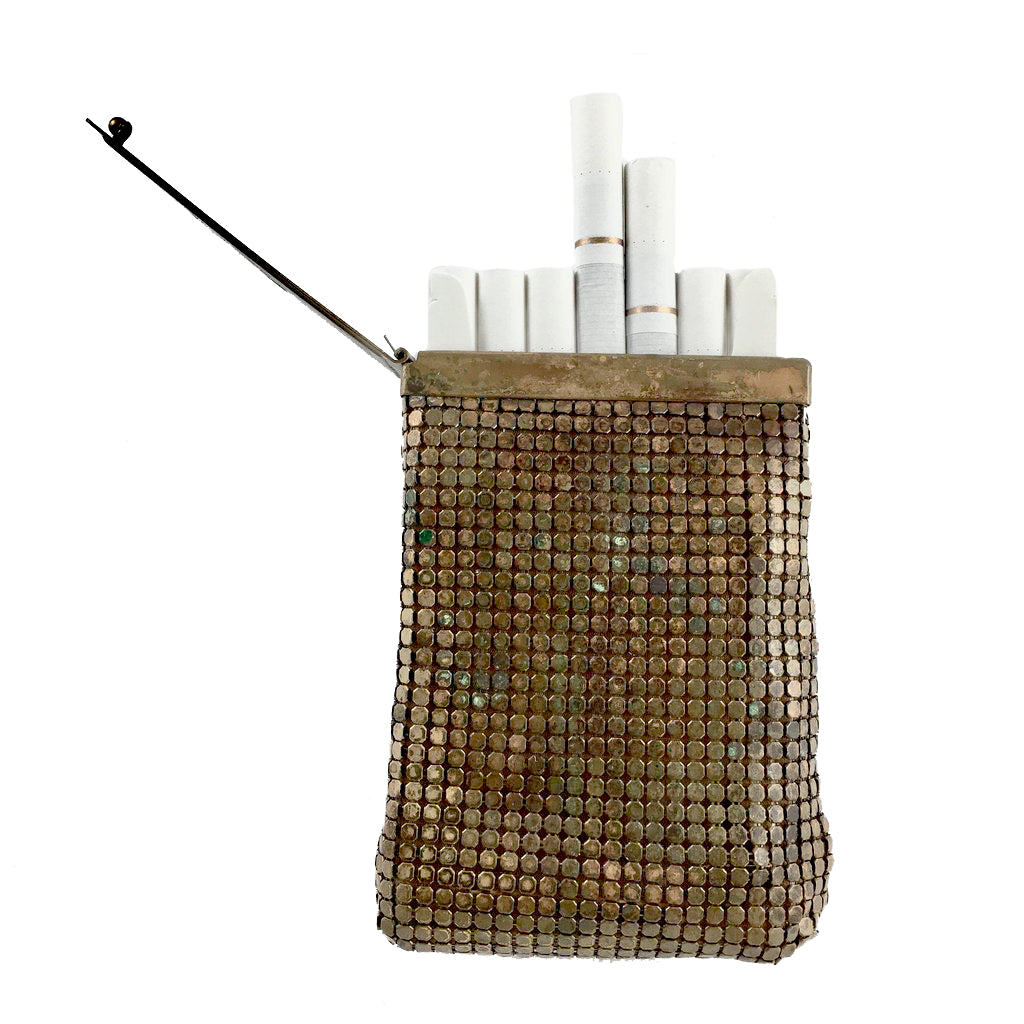 Chainmail Cigarette Case