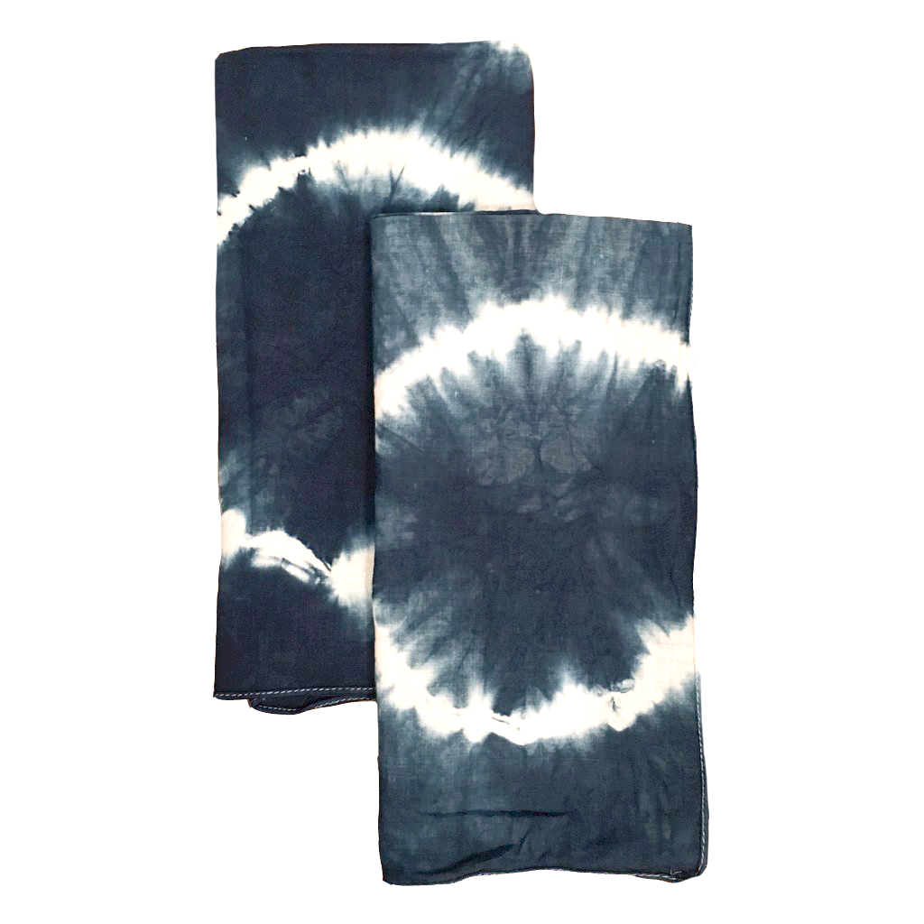 Indigo Dinner Napkin Set - No. 1