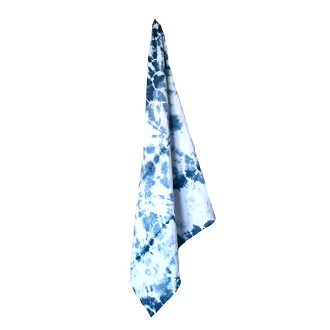 Shibori Tea Towel - No. 6