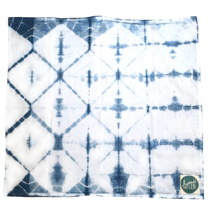 Shibori Tea Towel - No. 9