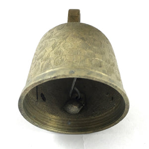 Brass Bell - Large