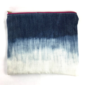 Denim Pouch Large - No. 1