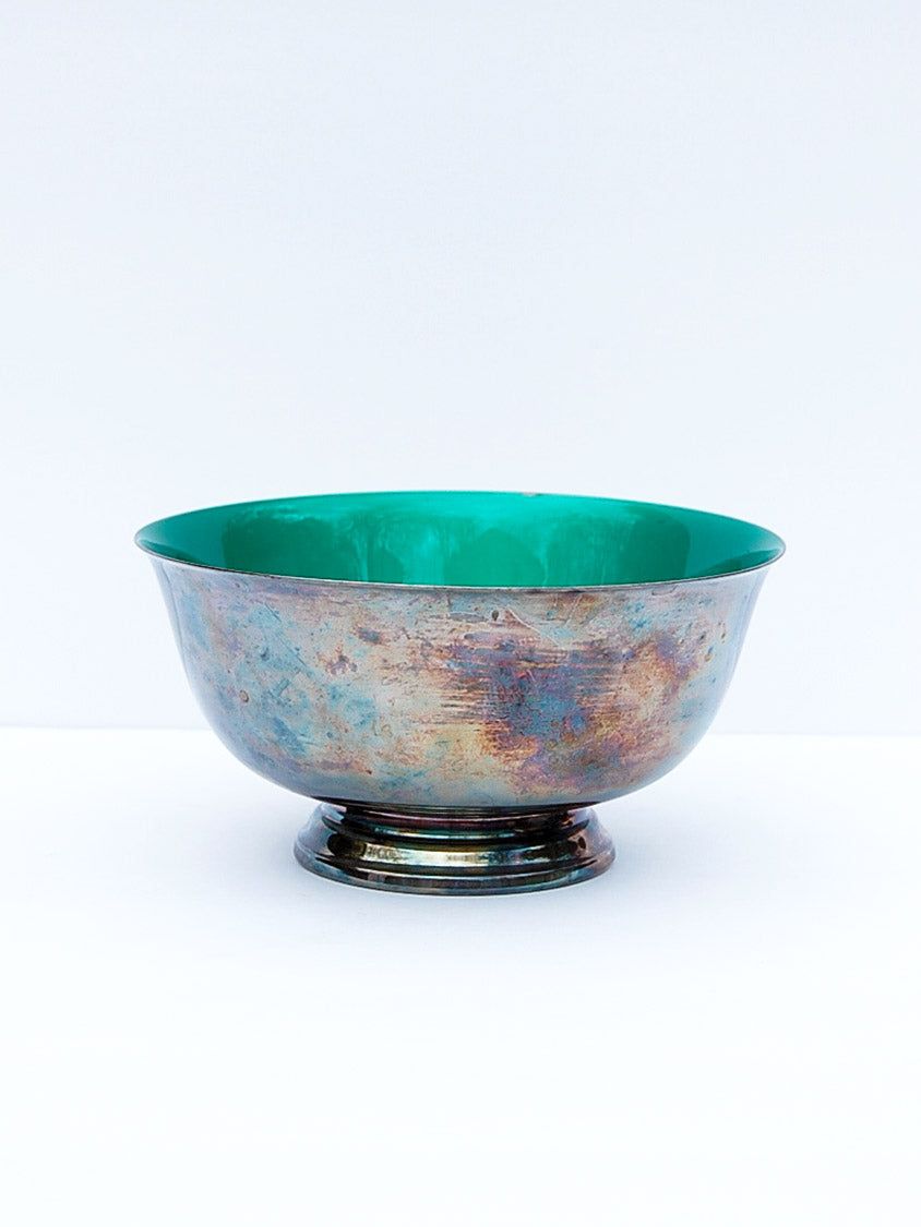 MCM Sterling Silver Bowl