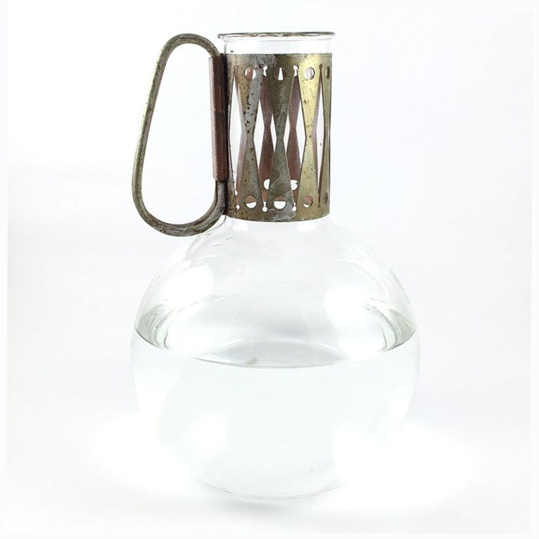 Art Deco Water Pitcher