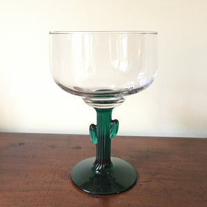 Cactus Marg Glasses (Set of two)