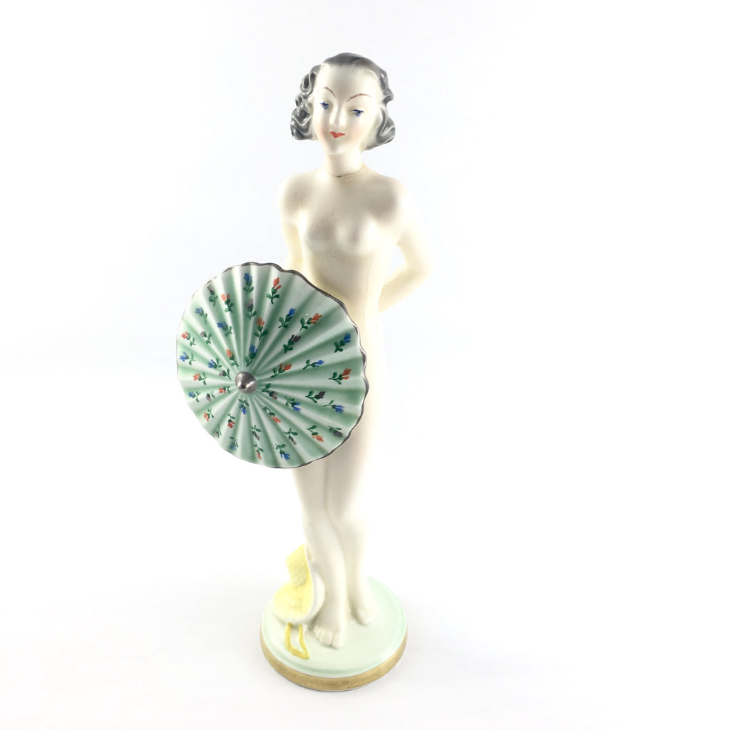 Japanese Porcelain Figure