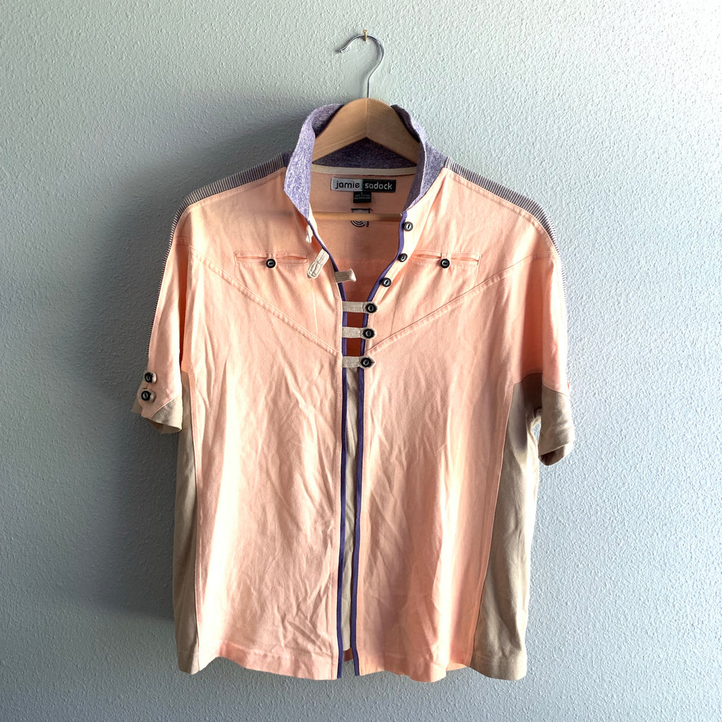Womens Polo Top