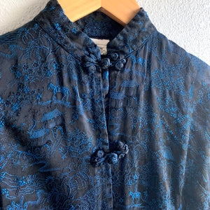 Chinese Knotted Blouse