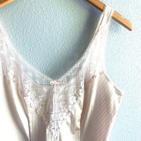 Lace Negligee Top