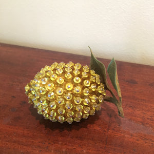 Handmade Lemon Paperweight