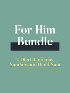 For Him Bundle