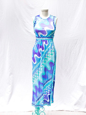 Pucci Blue Dress